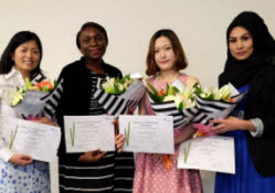 Pegasus Health awards scholarships to migrant and refugee nursing students