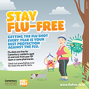 Stay Flu-Free this winter