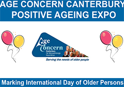 Positive Ageing Expo 1 October 2018