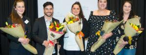 Pegasus Health Scholarship Awards – hard work, but so rewarding!