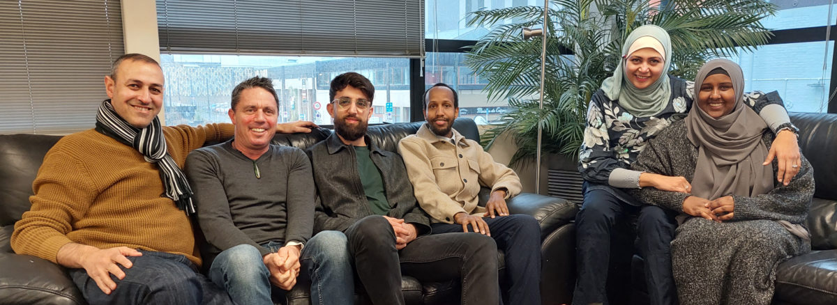 Meeting complex mental health needs within Muslim community