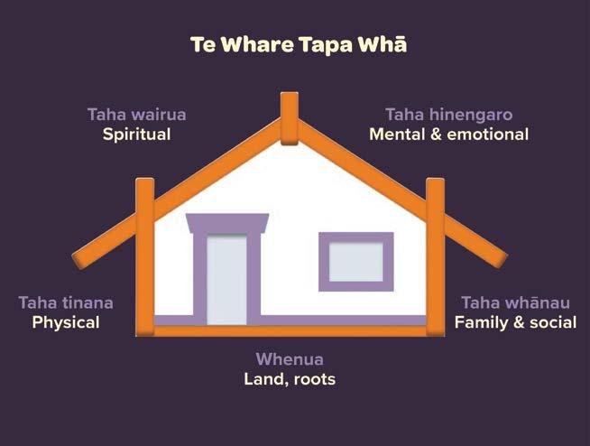 Te Whare Tapa Whā Foundation